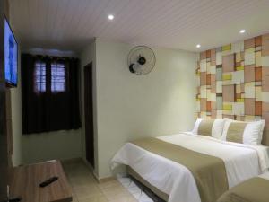 Hotel Contorno Sul, Hotely  Curitiba - big - 10