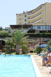 Hotel Za Maria, Hotel  Santo Stefano di Camastra - big - 95