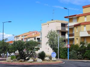 Apartment Les Cigalines, Apartmanok  Narbonne-Plage - big - 10