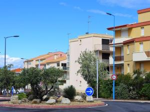 Apartment Les Cigalines, Apartmány  Narbonne-Plage - big - 9