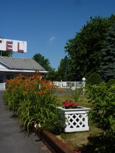 Motel Belle Riviere, Motely  Saint-Jean-sur-Richelieu - big - 68