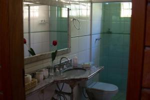 Pousada Colina Boa Vista, Pensionen  Piracaia - big - 43
