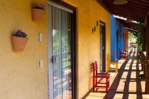 Pousada Colina Boa Vista, Pensionen  Piracaia - big - 46