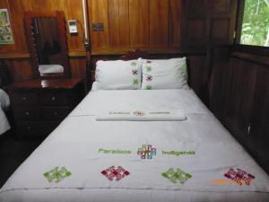 Hotel Nueva Alianza, Szállodák  Agua Azul - big - 12