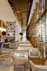 THE FACE Suites, Апарт-отели  Куала-Лумпур - big - 43