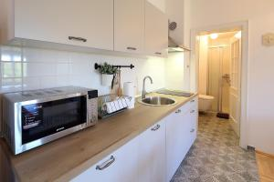 Apartments Papalinna, Apartmány  Malinska - big - 32