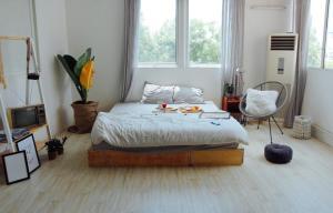 La Casa - The Hide Away Studio, Apartments  Hanoi - big - 8