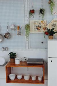 La Casa - The Hide Away Studio, Apartments  Hanoi - big - 19
