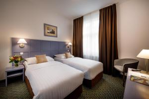 Central Hotel Prague, Hotels  Prag - big - 13