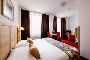 Central Hotel Prague, Hotels  Prag - big - 16