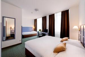 Central Hotel Prague, Hotels  Prag - big - 17