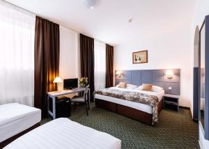 Central Hotel Prague, Hotels  Prag - big - 18