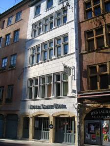 Hôtel Saint-Paul, Отели  Лион - big - 14