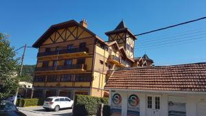 Apartamento Confortavel em Campos do Jordao, Ferienwohnungen  Campos do Jordão - big - 3