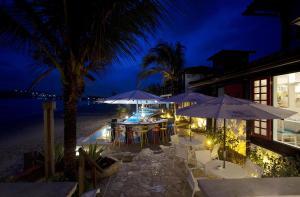 Chez Pitu Praia Hotel, Отели  Бузиус - big - 86