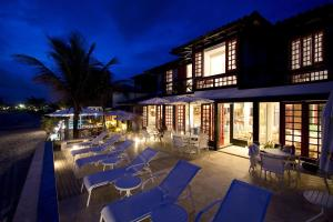 Chez Pitu Praia Hotel, Отели  Бузиус - big - 89