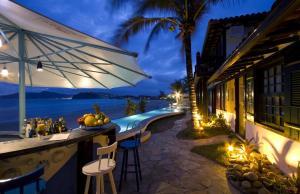 Chez Pitu Praia Hotel, Отели  Бузиус - big - 88