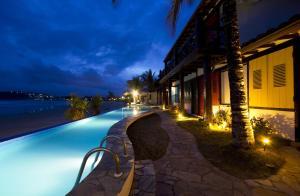 Chez Pitu Praia Hotel, Отели  Бузиус - big - 73