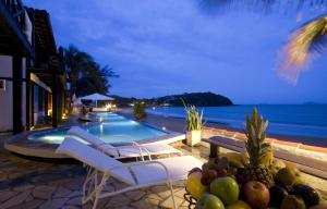 Chez Pitu Praia Hotel, Отели  Бузиус - big - 74