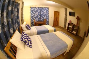 Hotel Playa Reina, Hotels  Llano de Mariato - big - 9