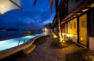 Chez Pitu Praia Hotel, Отели  Бузиус - big - 79