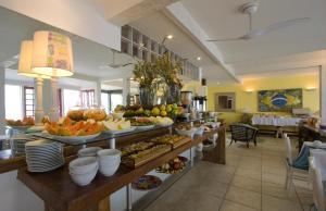Chez Pitu Praia Hotel, Отели  Бузиус - big - 93