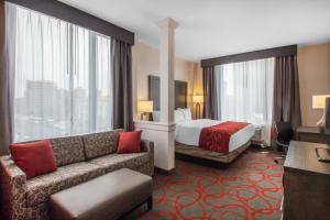 Comfort Inn and Suites near Stadium
