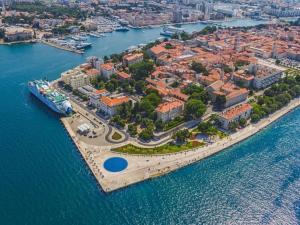 Apartment Bellavista-Enio.4, Apartmány  Zadar - big - 11