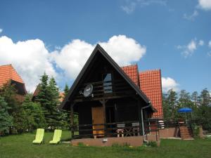 Chalet Four Season, Chalet  Zlatibor - big - 38