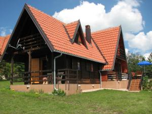 Chalet Four Season, Horské chaty  Zlatibor - big - 39
