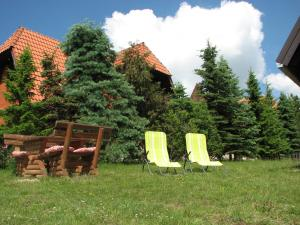 Chalet Four Season, Horské chaty  Zlatibor - big - 41