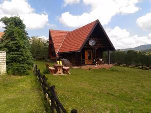 Chalet Four Season, Chalet  Zlatibor - big - 43