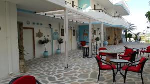 Farkia Exclusive Studios, Apartments  Faliraki - big - 42