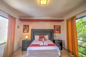 Paradise in Tulum - Villas La Veleta - V1, Дома для отпуска  Тулум - big - 23