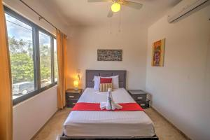 Paradise in Tulum - Villas La Veleta - V1, Дома для отпуска  Тулум - big - 18