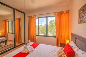 Paradise in Tulum - Villas La Veleta - V1, Дома для отпуска  Тулум - big - 17