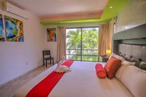 Paradise in Tulum - Villas La Veleta - V1, Дома для отпуска  Тулум - big - 14
