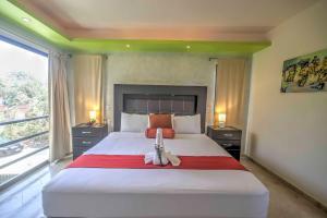 Paradise in Tulum - Villas La Veleta - V1, Дома для отпуска  Тулум - big - 13