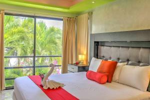 Paradise in Tulum - Villas La Veleta - V1, Дома для отпуска  Тулум - big - 11