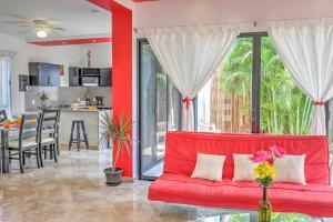 Paradise in Tulum - Villas La Veleta - V1, Дома для отпуска  Тулум - big - 6