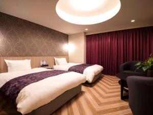 Reftel Osaka Airport Hotel, Hotels  Ikeda - big - 1