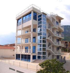 LuxApart Monte, Appartamenti  Bar - big - 1