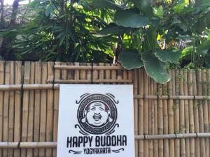 Happy Buddha Yogyakarta, Hostelek  Yogyakarta - big - 69
