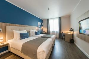 4 star hotel The Three Corners Lifestyle Hotel Budapest Ungheria