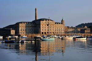 Buckingham Place at the Royal William Yard