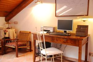 Ostello Beata Solitudo, Bed & Breakfasts  Agerola - big - 20