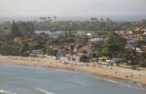 Chez Pitu Praia Hotel, Отели  Бузиус - big - 123