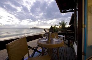 Chez Pitu Praia Hotel, Отели  Бузиус - big - 90