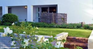 Апартаменты с видом на сад