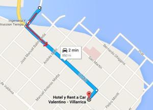 Hostal Valentino, Hotel  Villarrica - big - 36